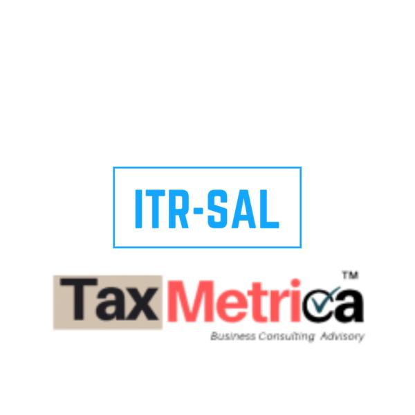 ITR-SAL Tax Metrica