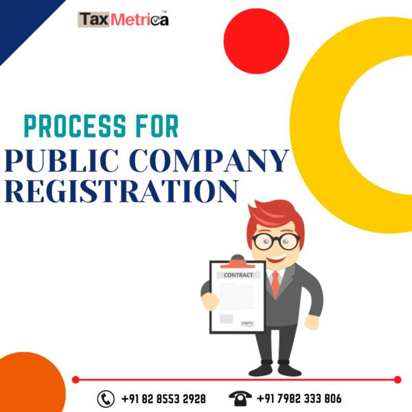 Public Company Registration