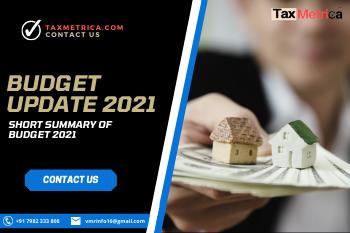 Budget Update 2021