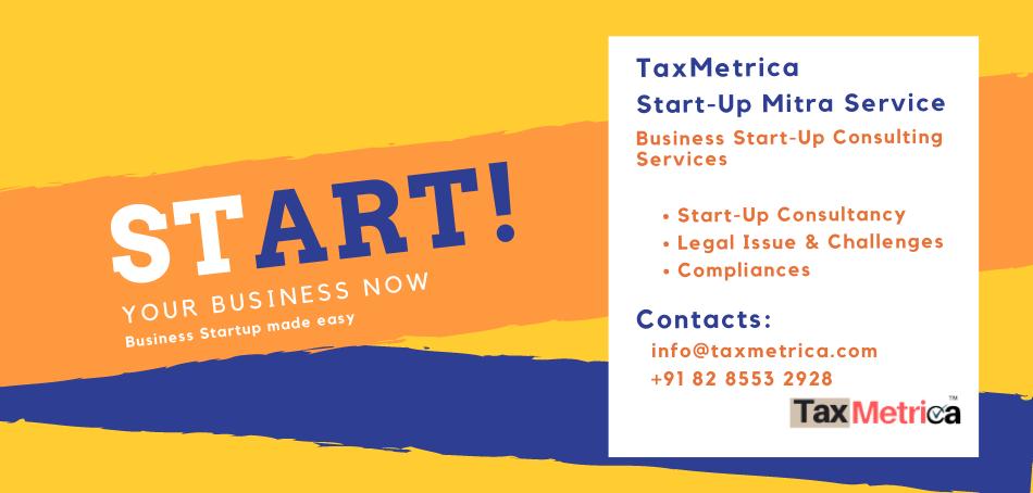 Startup Taxmetrica