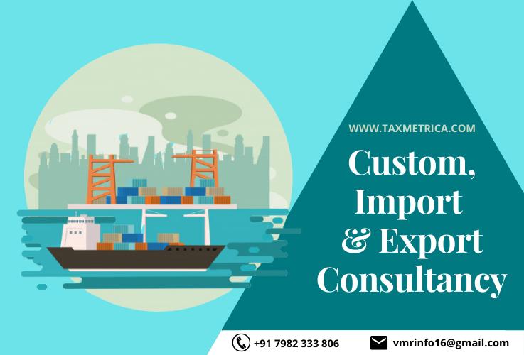 Custom, Import Export Consultancy