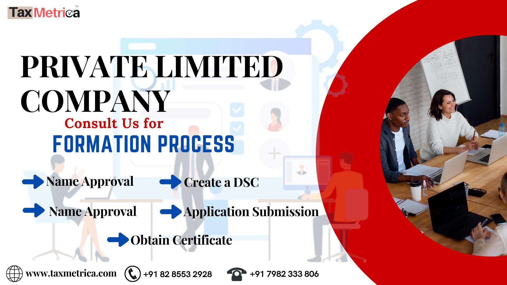 Private Company Formation