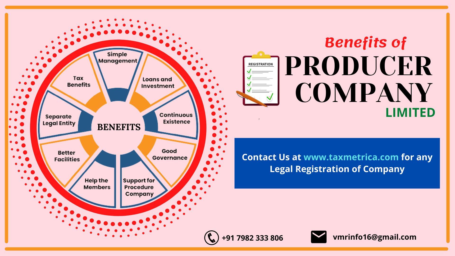 Producer Company Information