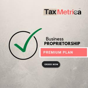 Proprietor Registration