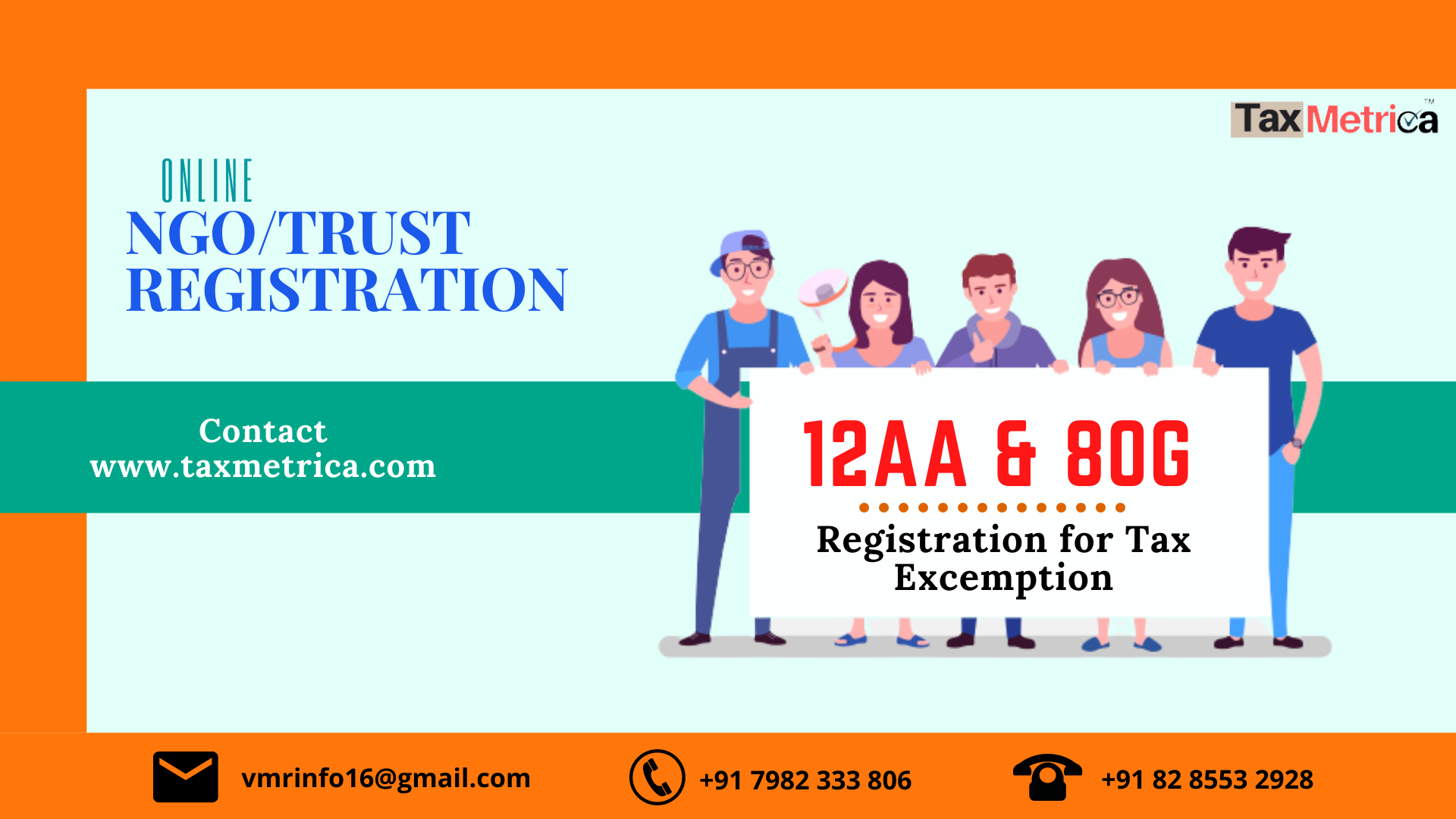 Trust & NGO Registration