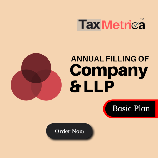 Annual Filling of Co. & LLP