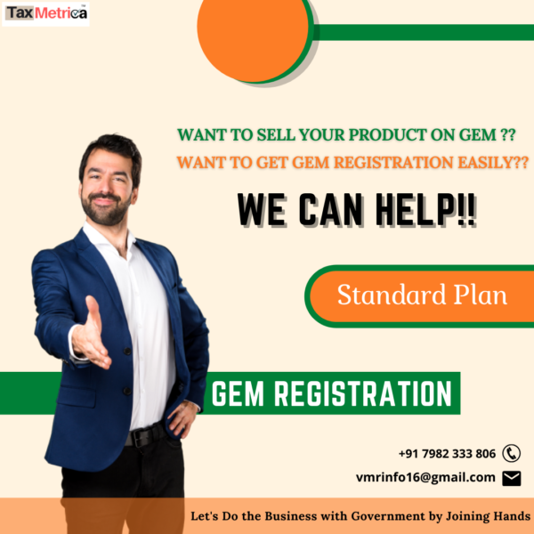 GEM Registration