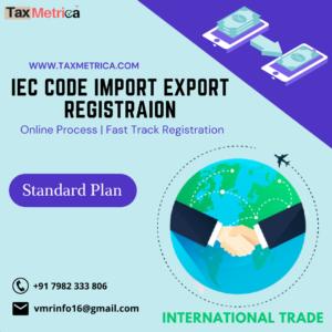 IEC Code Registration