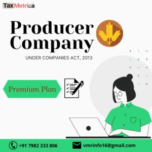 Producer Company Register