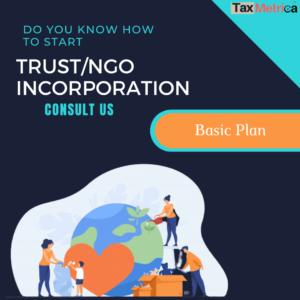 TrustNGO Registration